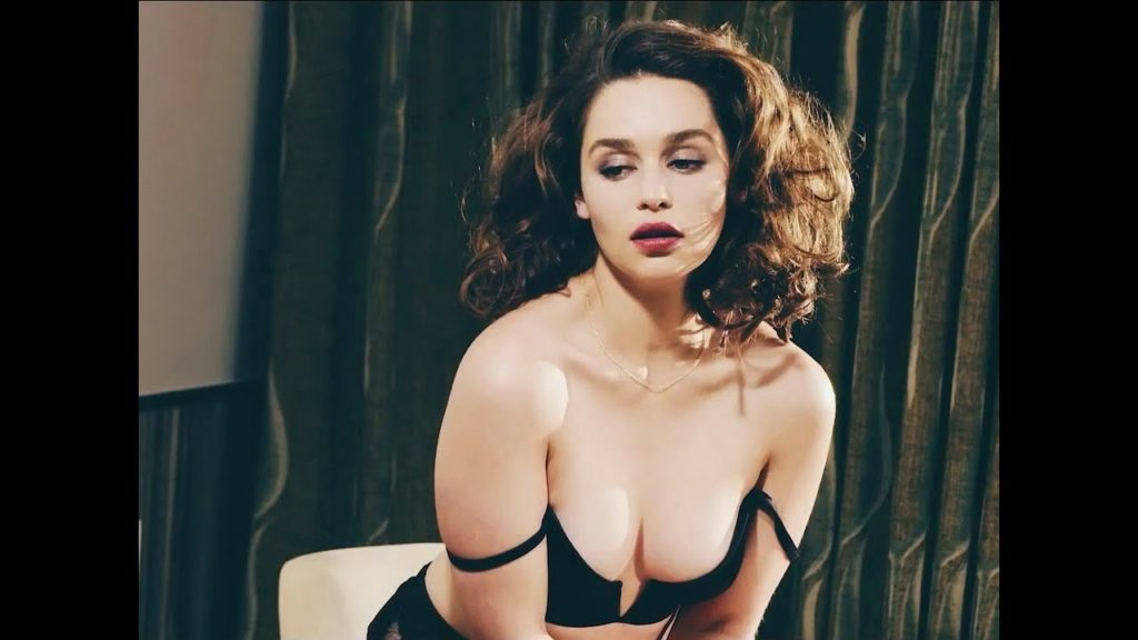Emilia Clarke Measurements - Height, Weight, Age, Bra Size